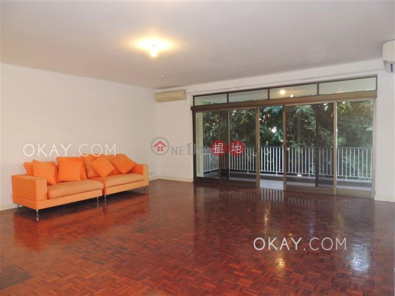 Property Search Hong Kong | OneDay | Residential, Rental Listings | Stylish 4 bedroom with balcony & parking | Rental