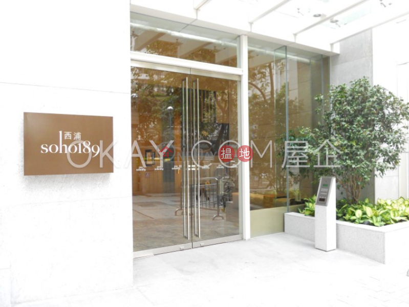 HK$ 34,000/ 月 西浦-西區 2房1廁,極高層,星級會所,露台西浦出租單位