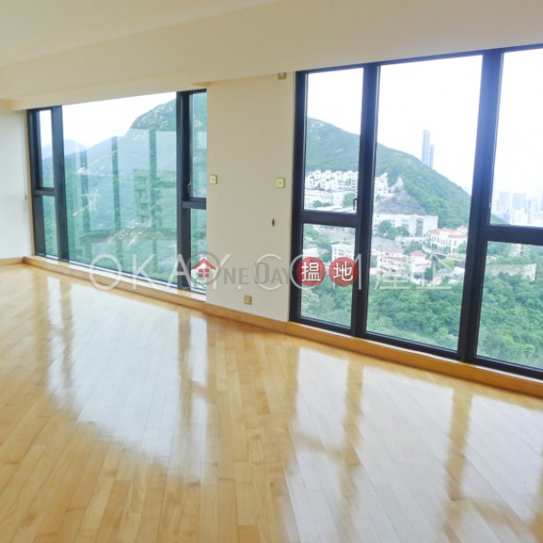 Lovely 4 bedroom on high floor with sea views & parking | Rental | 3 Repulse Bay Road 淺水灣道3號 Rental Listings