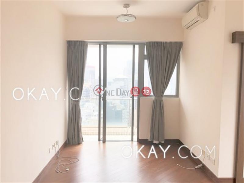 香港搵樓|租樓|二手盤|買樓| 搵地 | 住宅出租樓盤1房1廁,極高層,星級會所,露台《盈峰一號出租單位》