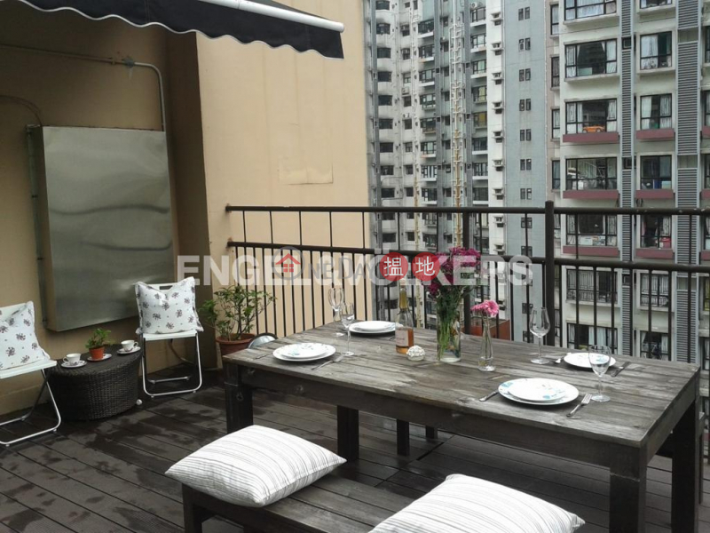 2 Bedroom Flat for Rent in Mid Levels West | Good View Court 豪景閣 Rental Listings