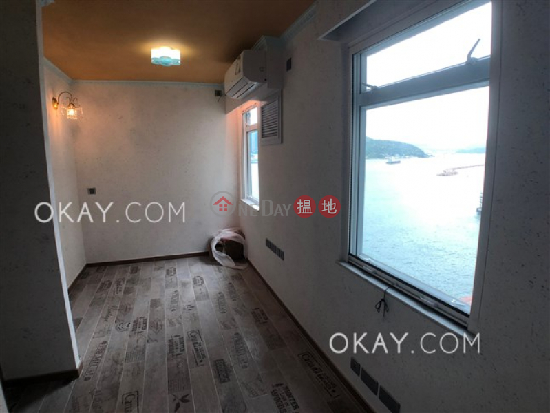 Rare 4 bedroom on high floor with sea views & balcony | Rental | Block 3 Kwun Fai Mansion Sites A Lei King Wan 觀暉閣 (3座) Rental Listings