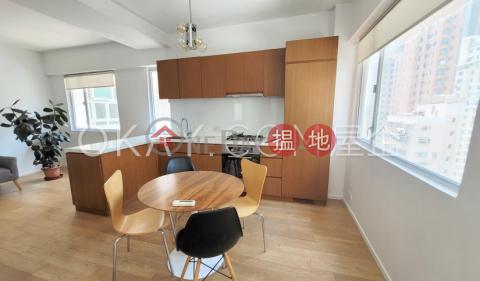 Generous 1 bedroom in Western District | Rental|Nan Sang Building(Nan Sang Building)Rental Listings (OKAY-R257992)_0
