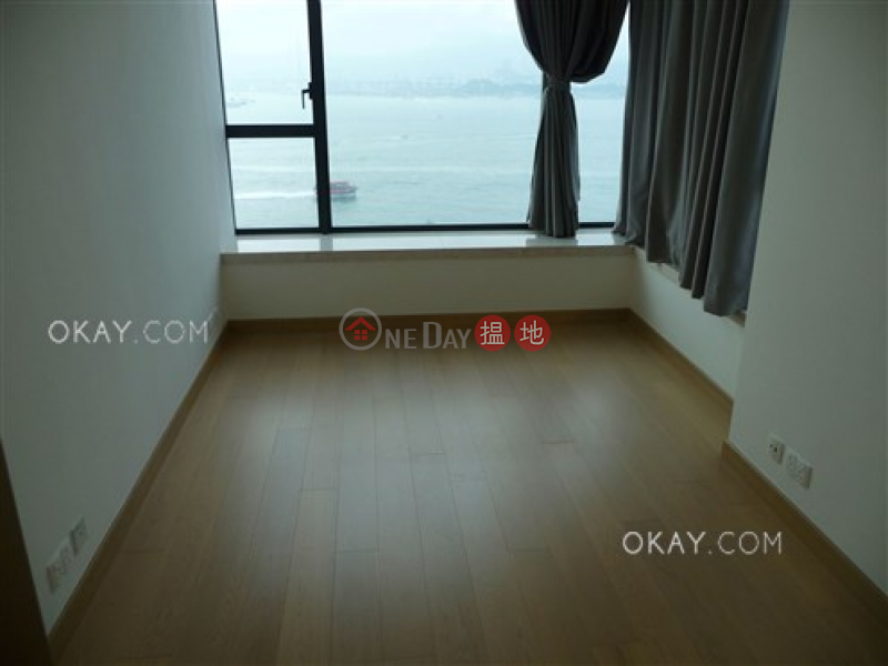 HK$ 60,000/ month Upton   Western District   Nicely kept 3 bedroom with balcony   Rental