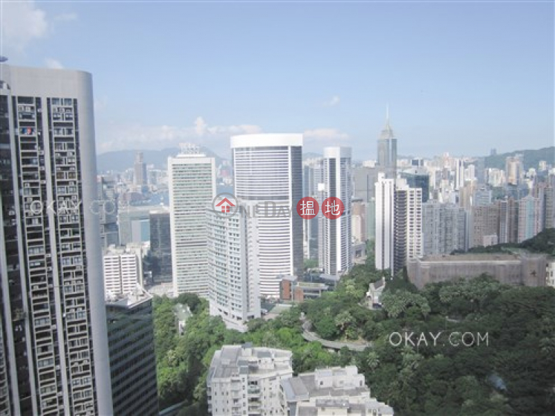 HK$ 77,000/ month Fairlane Tower, Central District Rare 3 bedroom on high floor   Rental