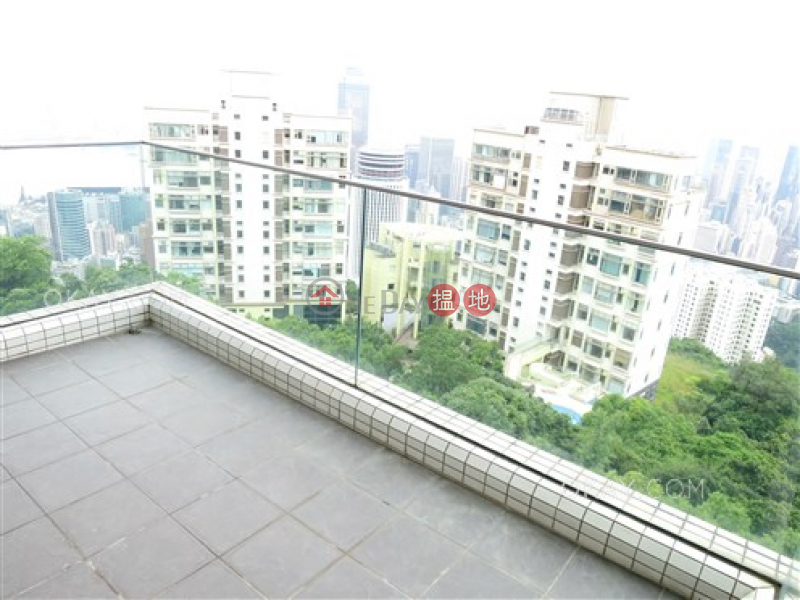 Property Search Hong Kong | OneDay | Residential, Rental Listings, Stylish 5 bedroom with harbour views, balcony | Rental