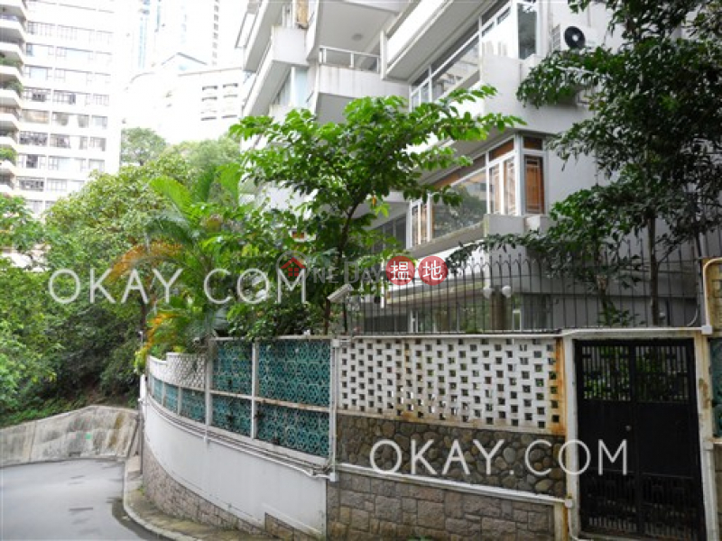 HK$ 110,000/ month Brewin Court Central District, Stylish 4 bedroom on high floor with rooftop & balcony   Rental