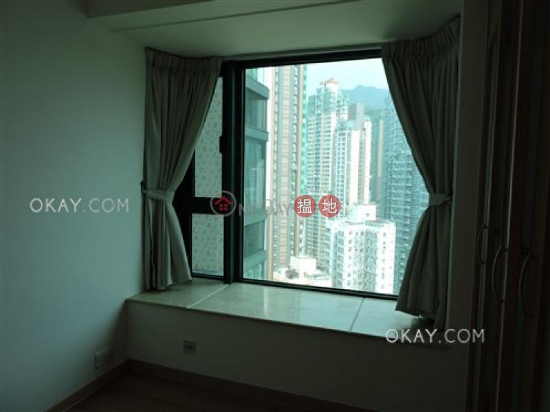 HK$ 930萬-高逸華軒-西區 2房1廁,極高層高逸華軒出售單位