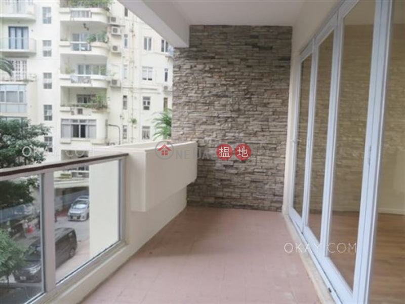 Efficient 3 bedroom with balcony & parking   Rental   Glory Mansion 輝煌大廈 Rental Listings