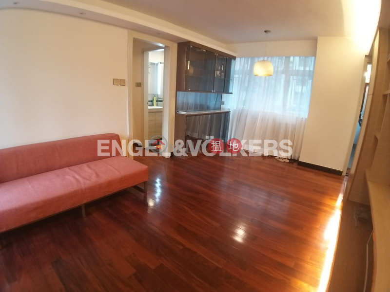 HK$ 33,000/ month   Green Field Court Western District, 2 Bedroom Flat for Rent in Mid Levels West