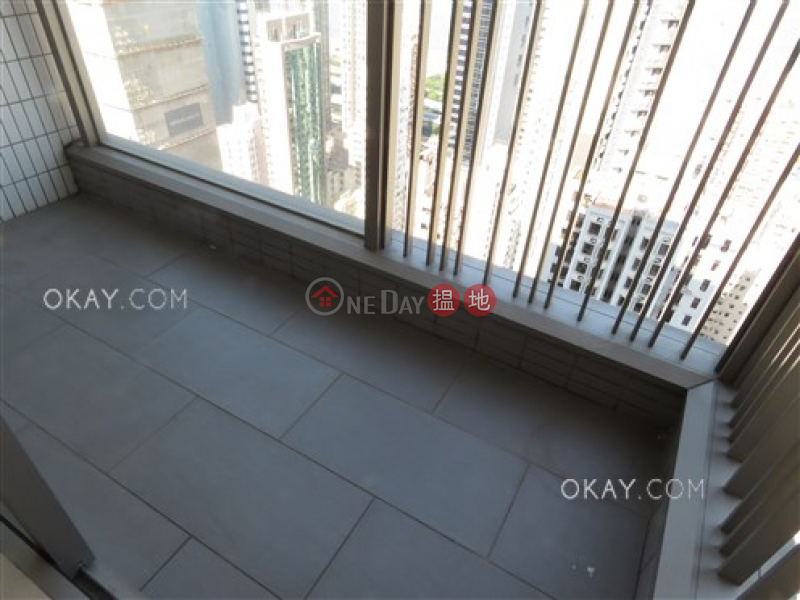 Nicely kept 2 bedroom on high floor with balcony   For Sale   8 First Street   Western District Hong Kong   Sales HK$ 16.8M
