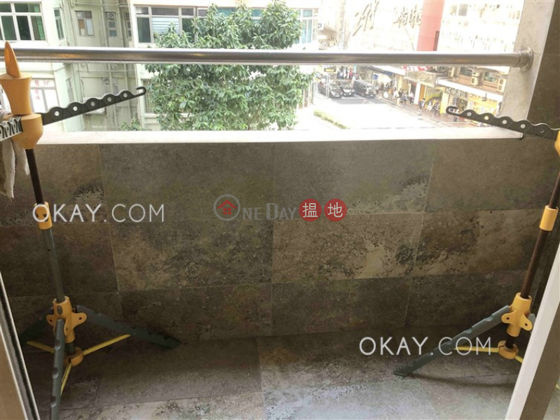 Unique 3 bedroom with balcony | For Sale, Chong Hing Building 祥興大廈 Sales Listings | Wan Chai District (OKAY-S4821)