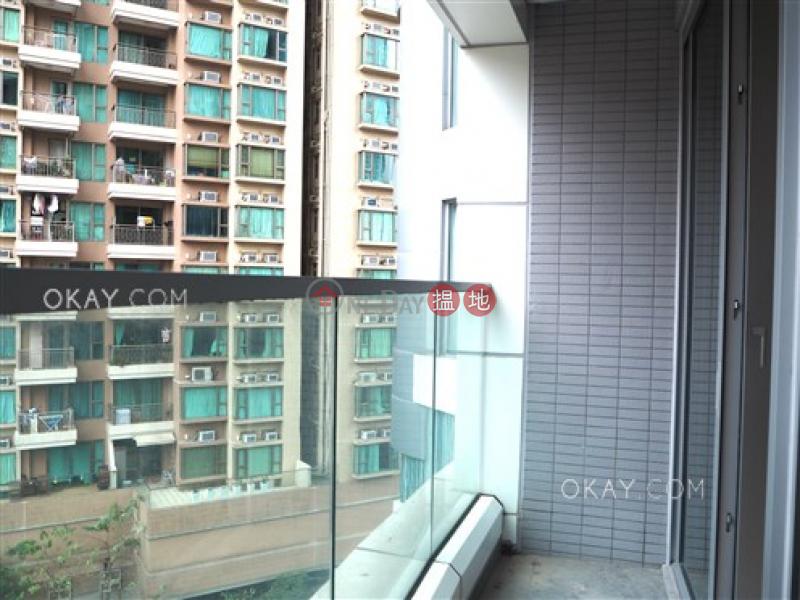 開放式,可養寵物,露台《壹環出租單位》|壹環(One Wan Chai)出租樓盤 (OKAY-R261753)