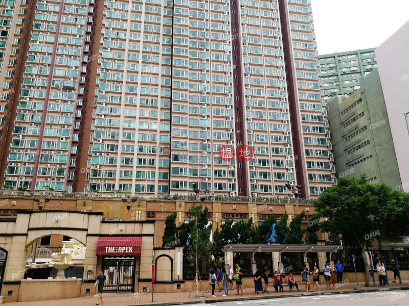 Tower 2 The Apex | 2 bedroom High Floor Flat for Rent, 33 Wo Yi Hop Road | Kwai Tsing District, Hong Kong | Rental | HK$ 17,500/ month