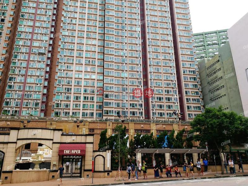 名牌屋苑,實用兩房,環境優美《雍雅軒 2座租盤》-33和宜合道 | 葵青|香港-出租HK$ 17,500/ 月
