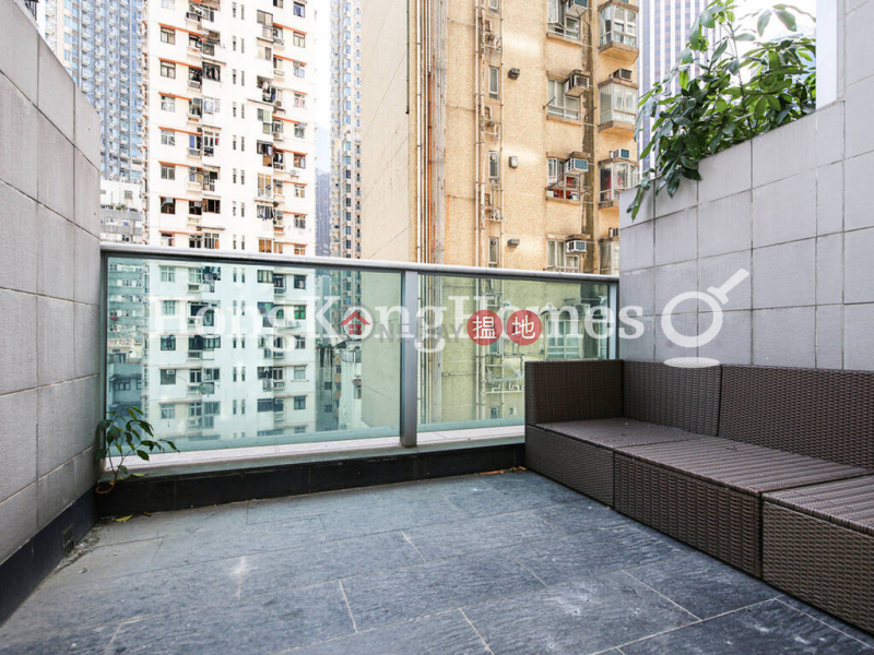 Studio Unit for Rent at J Residence, 60 Johnston Road | Wan Chai District, Hong Kong Rental, HK$ 21,000/ month