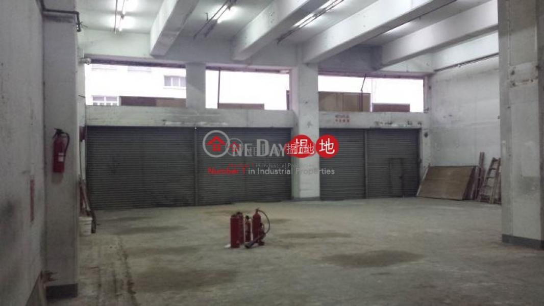 地廠,對正大街,特闊門面, Po Yip Building 寶業大廈 Rental Listings | Tsuen Wan (poonc-01626)