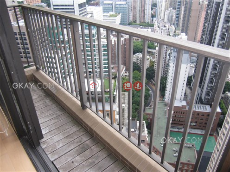 Property Search Hong Kong | OneDay | Residential, Sales Listings, Unique 3 bed on high floor with harbour views & balcony | For Sale