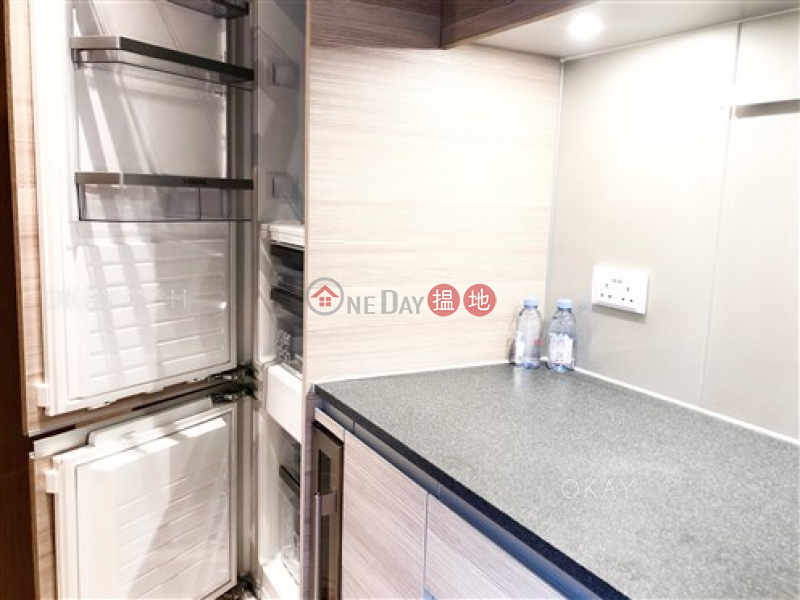 Charming 3 bedroom with balcony | For Sale | Island Garden Tower 2 香島2座 Sales Listings