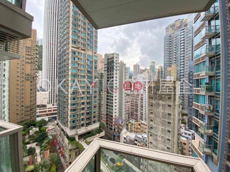 1房1廁,露台囍匯 2座出租單位-200皇后大道東 | 灣仔區|香港-出租-HK$ 25,000/ 月
