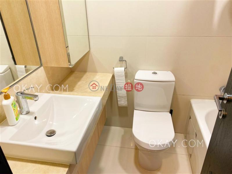 香港搵樓|租樓|二手盤|買樓| 搵地 | 住宅-出租樓盤|2房1廁,星級會所,露台《干德道38號The ICON出租單位》
