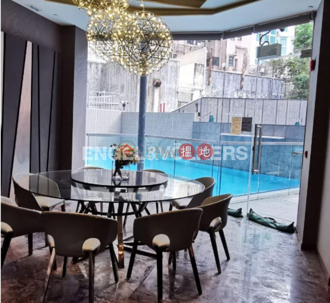 Studio Flat for Sale in Shek Tong Tsui, Eivissa Crest 尚嶺 Sales Listings | Western District (EVHK94479)