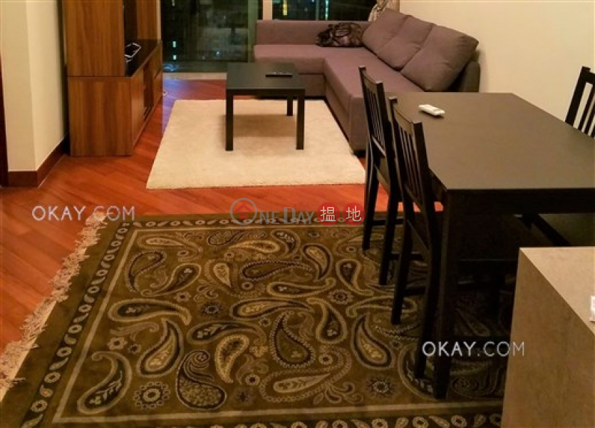 Property Search Hong Kong | OneDay | Residential Sales Listings | Unique 1 bedroom on high floor with balcony | For Sale