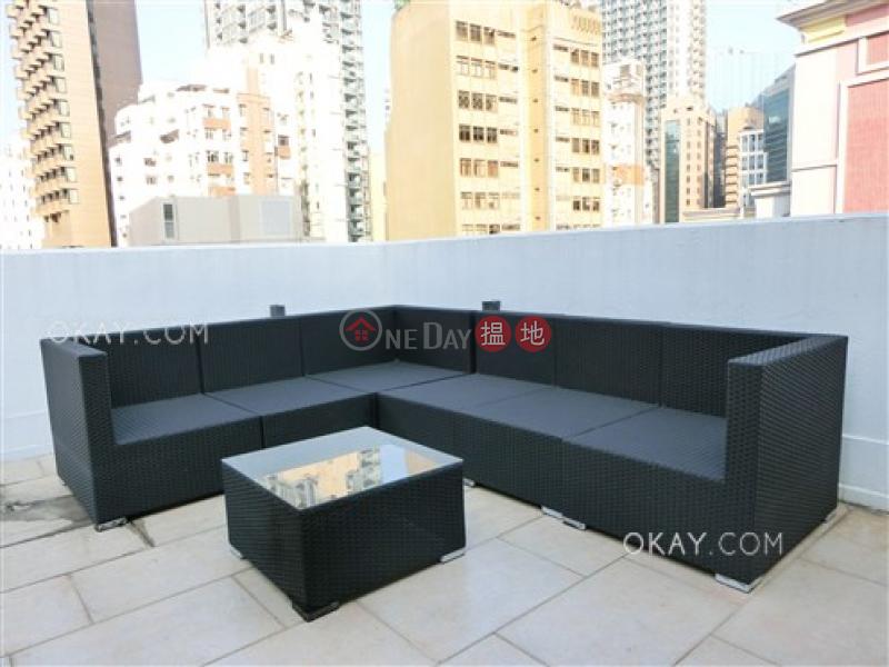 Intimate 1 bedroom on high floor with rooftop   Rental   22 Sau Wa Fong   Wan Chai District, Hong Kong, Rental, HK$ 25,000/ month