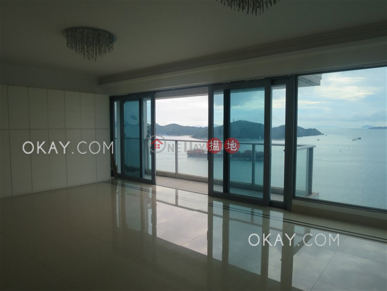 HK$ 105,000/ month, Phase 4 Bel-Air On The Peak Residence Bel-Air Southern District | Rare 4 bedroom on high floor with sea views & balcony | Rental
