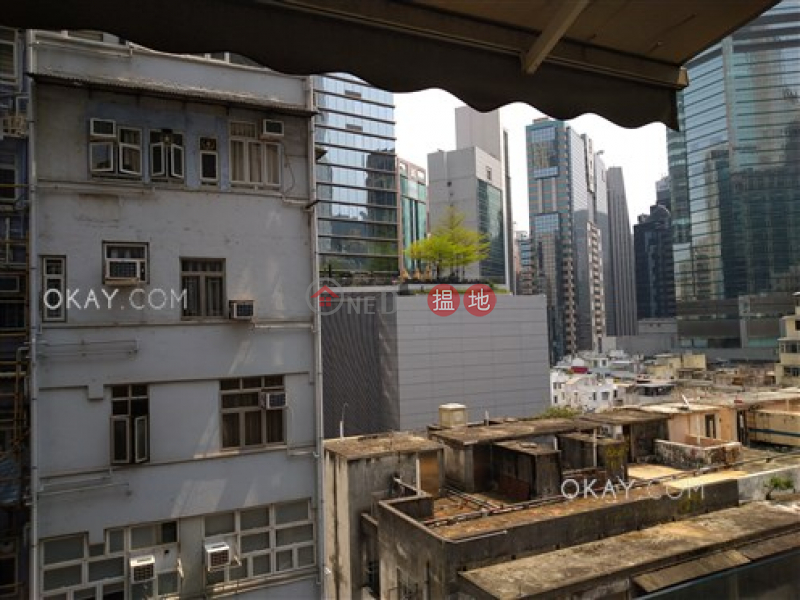 Gorgeous 3 bedroom with balcony | Rental, Thai Kong Building 泰港大廈 Rental Listings | Wan Chai District (OKAY-R127665)