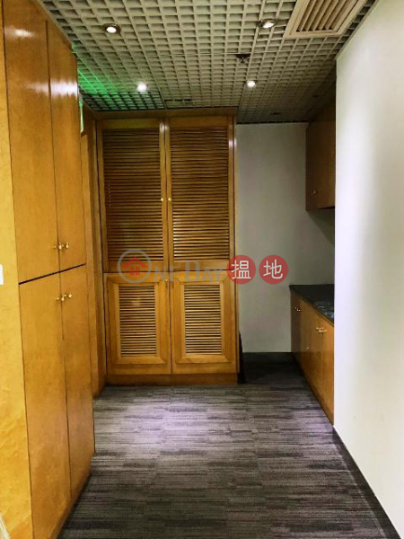 HK$ 62.2M Chinaweal Centre, Wan Chai District, Seaview office on high floor for sale