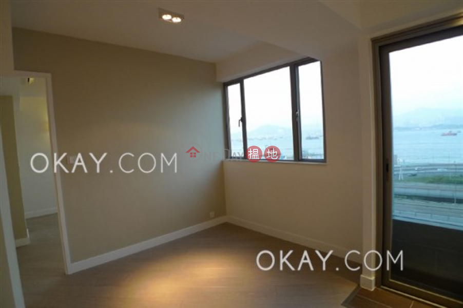 Rare 2 bedroom with harbour views & balcony | Rental | Richwealth Mansion 富康樓 Rental Listings
