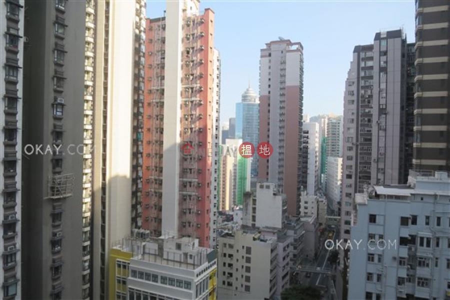 2房1廁,星級會所,露台《殷然出租單位》|100堅道 | 西區-香港-出租-HK$ 45,000/ 月