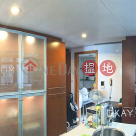 Gorgeous 2 bedroom on high floor with balcony & parking | For Sale
