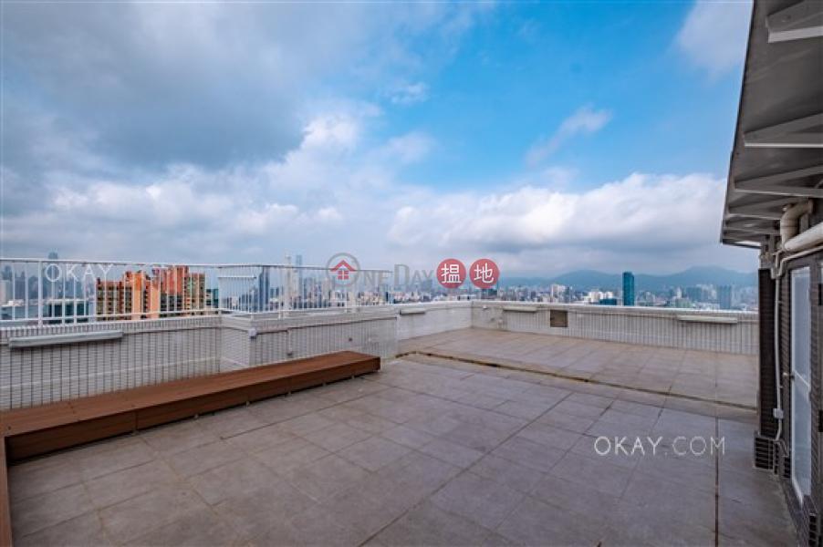 Beautiful 3 bed on high floor with harbour views | Rental | 132-142 Cloud View Road | Eastern District Hong Kong | Rental, HK$ 128,000/ month