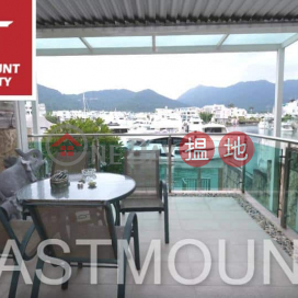 Sai Kung Villa House | Property For Rent or Lease in Marina Cove, Hebe Haven 白沙灣匡湖居- Full seaview and Garden right at Seaside|Marina Cove Phase 1(Marina Cove Phase 1)Rental Listings (EASTM-R001498)_0