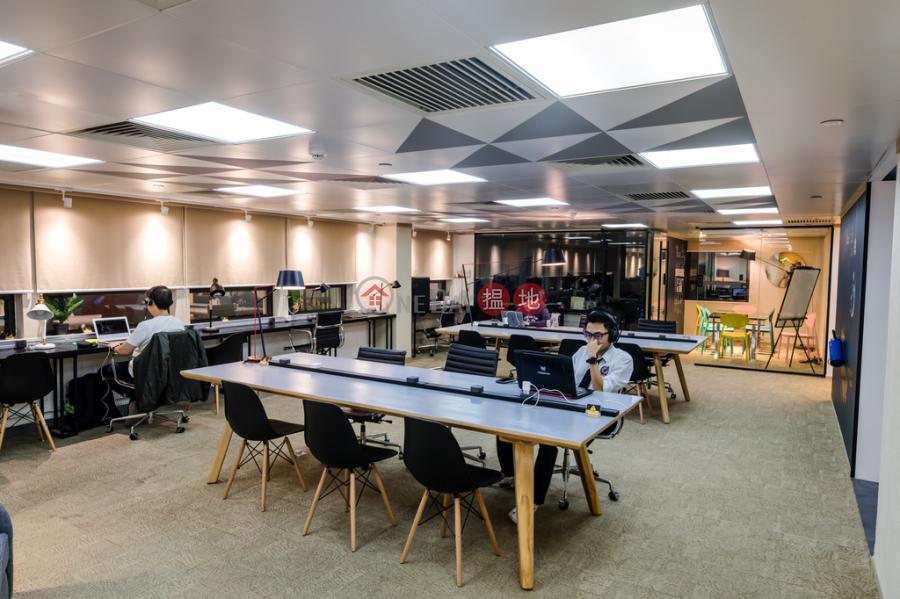 Causeway Bay CO WORK& MAU I Hot Desk $200/ day only   Eton Tower 裕景商業中心 Rental Listings