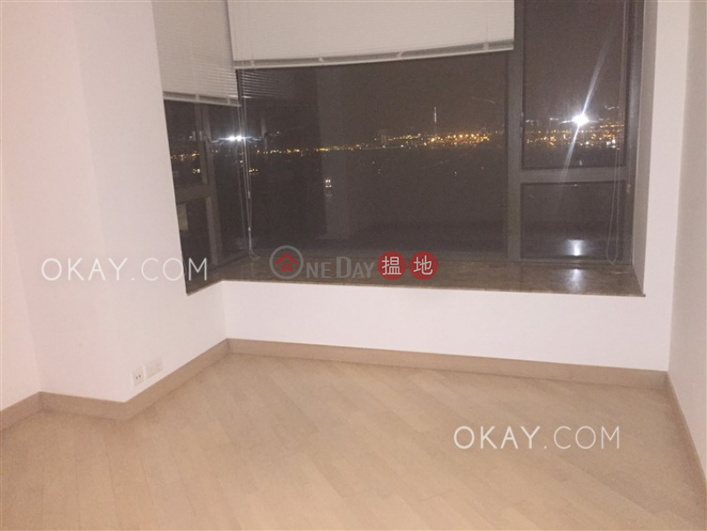HK$ 60,000/ month, Harbour One, Western District Rare 3 bedroom on high floor with balcony & parking | Rental