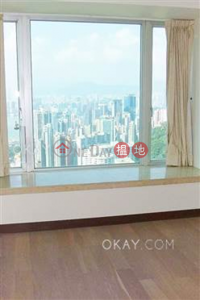 HK$ 58M | The Legend Block 3-5 Wan Chai District | Beautiful 4 bed on high floor with sea views & balcony | For Sale