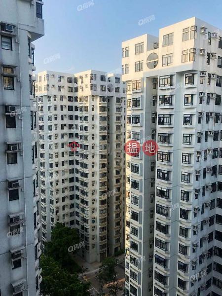 香港搵樓|租樓|二手盤|買樓| 搵地 | 住宅-出售樓盤實用三房,廳大房大,實用靚則,地鐵上蓋,單邊海景《杏花邨33座買賣盤》