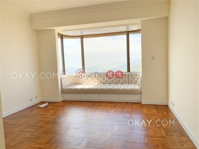 Luxurious 3 bed on high floor with balcony & parking | Rental, 88 Tai Tam Reservoir Road | Southern District, Hong Kong, Rental HK$ 135,000/ month