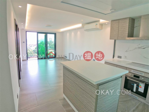 Intimate house on high floor with rooftop & balcony | Rental|Wong Chuk Wan Village House(Wong Chuk Wan Village House)Rental Listings (OKAY-R384681)_0