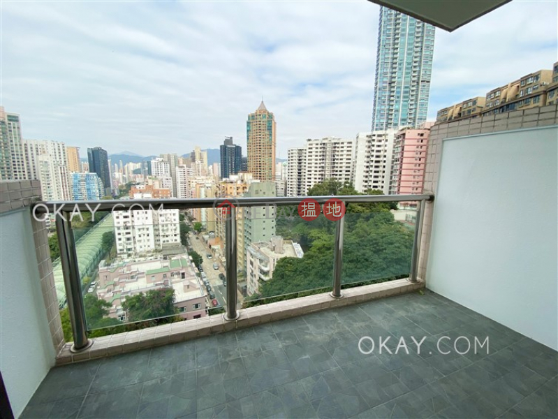 HK$ 55,000/ month The Dahfuldy | Kowloon City, Rare 3 bedroom with balcony | Rental
