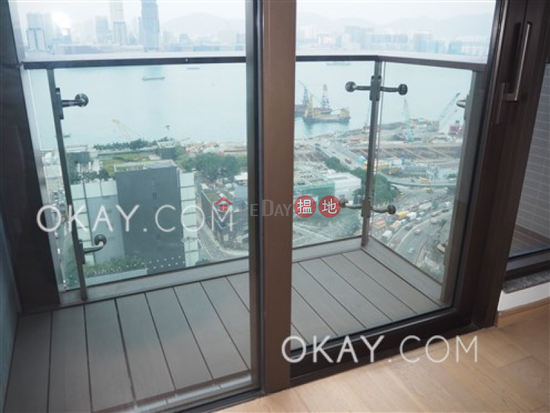 HK$ 40,000/ month, The Gloucester Wan Chai District | Stylish 2 bed on high floor with harbour views | Rental