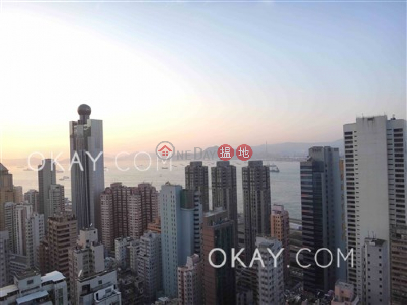 Unique 2 bedroom with sea views & balcony | For Sale | Island Crest Tower 1 縉城峰1座 Sales Listings