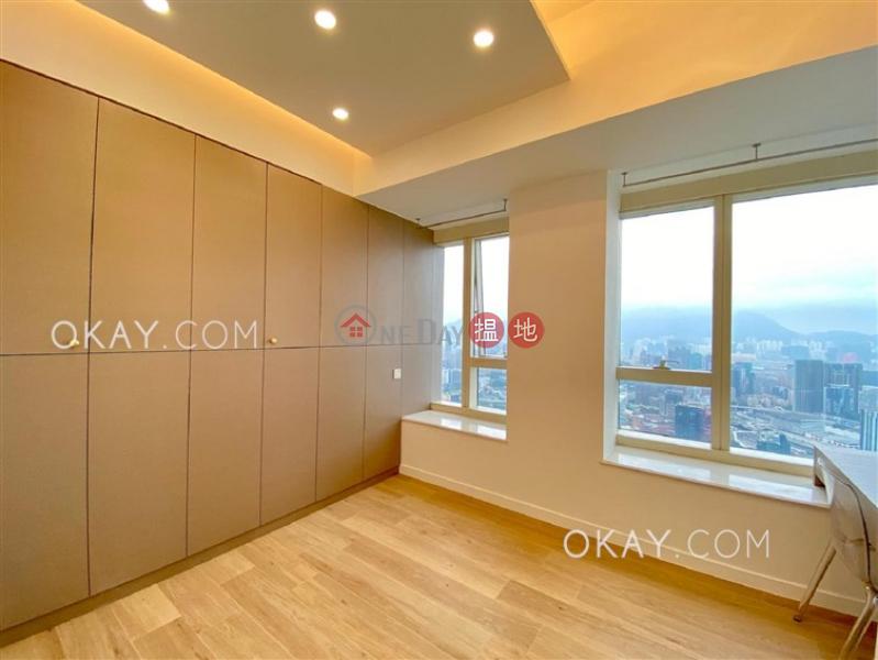 2房2廁,極高層,星級會所《名鑄出租單位》 名鑄(The Masterpiece)出租樓盤 (OKAY-R80979)