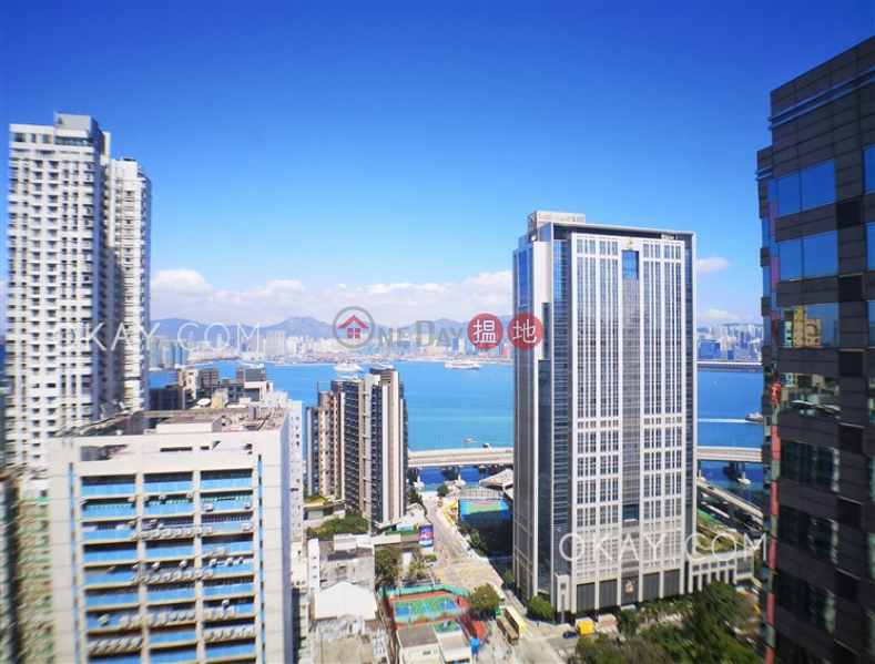 Popular 3 bedroom on high floor with sea views | For Sale | Island Place 港運城 Sales Listings