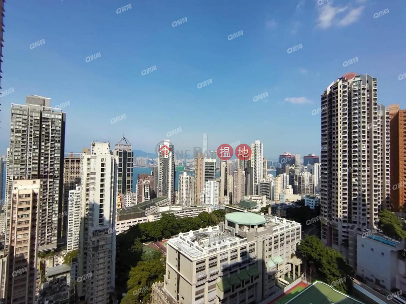 Kingsland Court | 2 bedroom High Floor Flat for Rent | 66B-66C Bonham Road | Western District, Hong Kong, Rental HK$ 22,500/ month