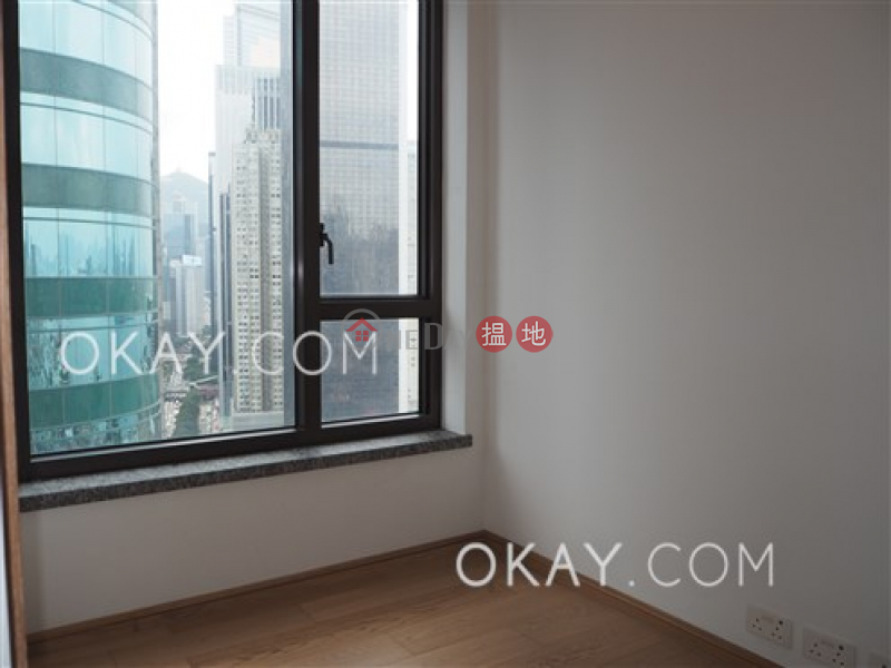 Nicely kept 1 bedroom on high floor with balcony | For Sale | The Gloucester 尚匯 Sales Listings