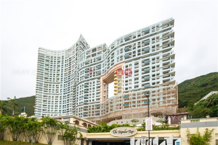 Gorgeous 3 bed on high floor with sea views & parking | Rental | Block 2 (Taggart) The Repulse Bay 影灣園2座 Rental Listings